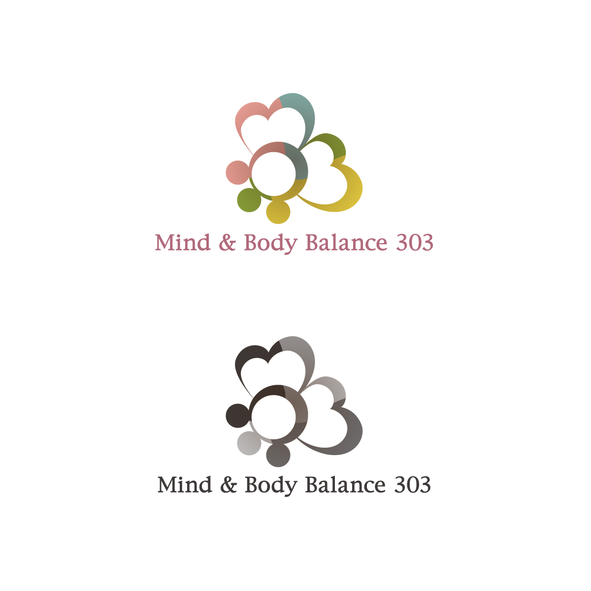 マインド&ボディバランス303様ロゴ