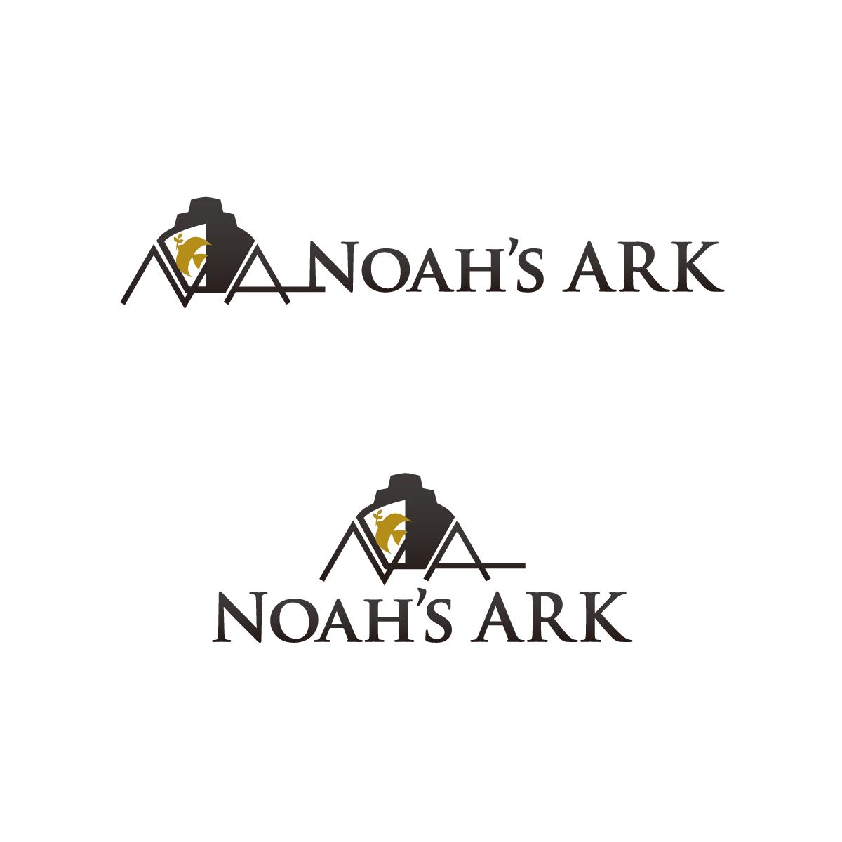 ゴスペルシンガーズ Noar's Ark様 ロゴ